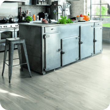 Винил Alpha Vinyl Small Planks AVSP40030 Canyon oak grey with saw cuts